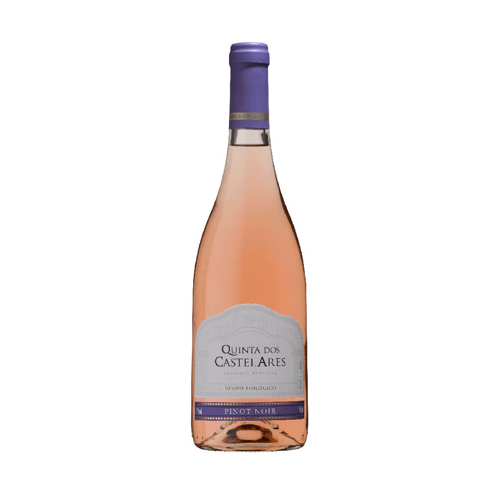 Quinta Dos Castelares Rose 2019 Pinot Noir BIOLOGICO