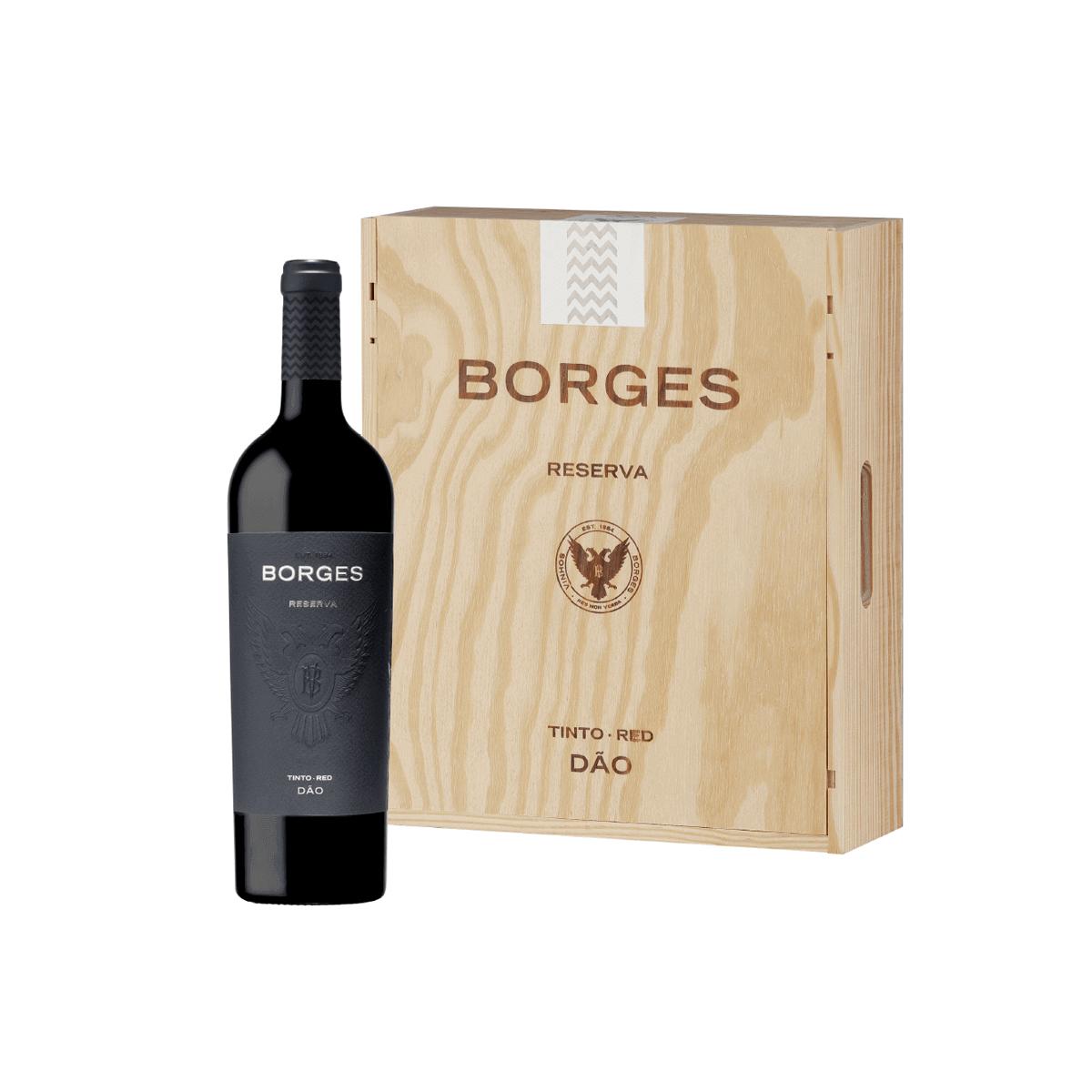 pack vino borges